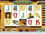 automatenspiele Cleo Queen of Egypt CryptoLogic