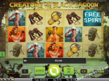 automatenspiele Creature from the Black Lagoon NetEnt