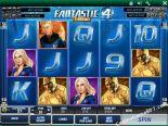 automatenspiele Fantastic Four Playtech