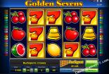 automatenspiele Golden sevens Greentube