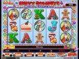 automatenspiele Happy Holidays iSoftBet