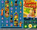 automatenspiele Samba De Frutas IGT Interactive