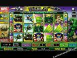 automatenspiele The Hulk CryptoLogic