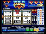 automatenspiele Wild 7s iSoftBet